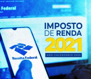 DECLARAÇÃO DE IMPOSTO DE RENDA 2020/2021